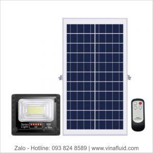 Đèn năng lượng mặt trời 60W JD-8860L LED