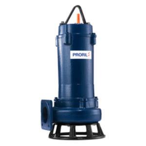 Máy bơm nước thải cánh cắt PRORIL GOCUT Series 1HP – 5HP