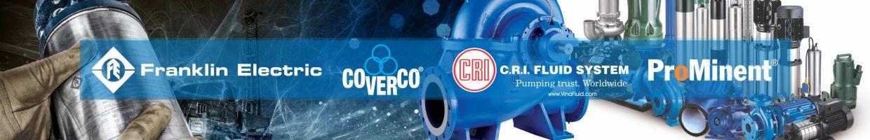 Nhà nhập khẩu và phân phối máy bơm nước CRI