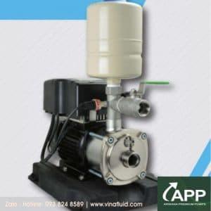 Máy bơm biến tần tự động tăng áp và điều áp APP VFD-55