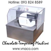 Công nghệ sản xuất Chocolate với máy Tempering Sôcôla Bakon