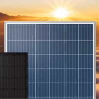 Tấm pin điện năng lượng mặt trời Recom Poly 72 cells 325Wp