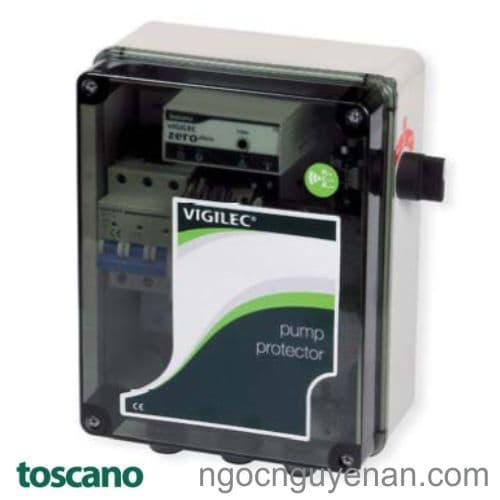 Tủ điện bảo vệ và điều khiển máy bơm nước thải