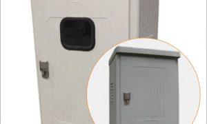 Các loại vỏ tủ điện nhựa Composite